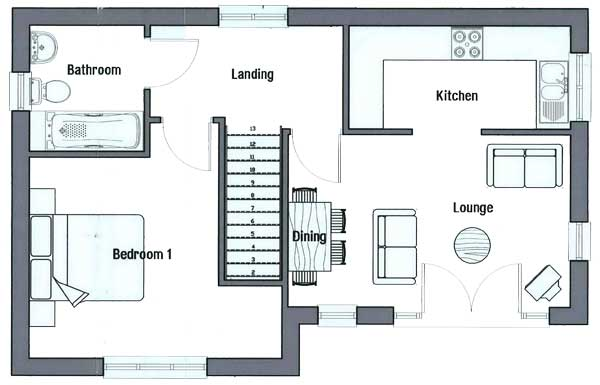 Great 1 Bedroom Flat Layout 600 x 385 · 23 kB · jpeg